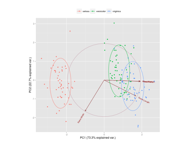 Computing and visualizing PCA in R | R-bloggers